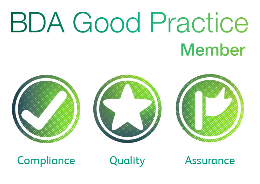 BDA Good Practice Dental Surgery Logo